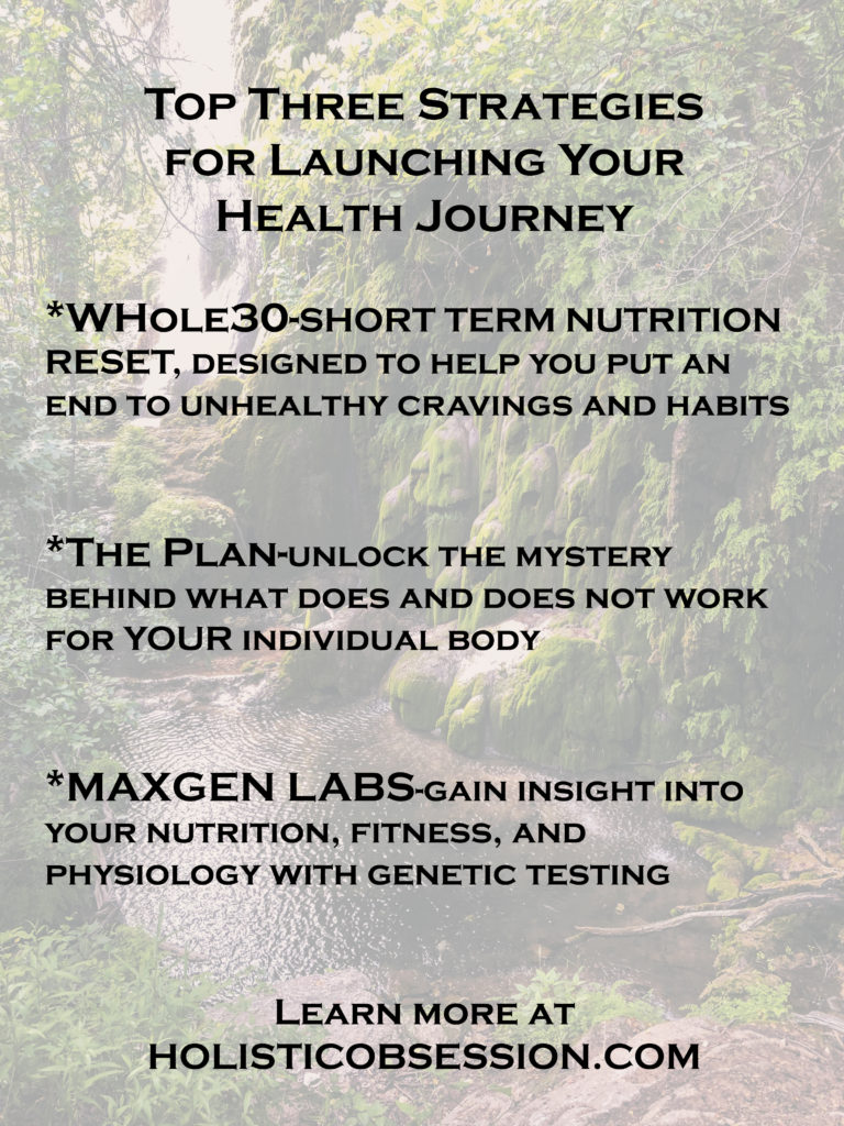 Use my top three strategies to launch your health journey quickly and effectively! It's never too late to create positive healthy change.