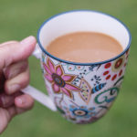 This dairy free coffee creamer recipe is rich, creamy and tastes great.
