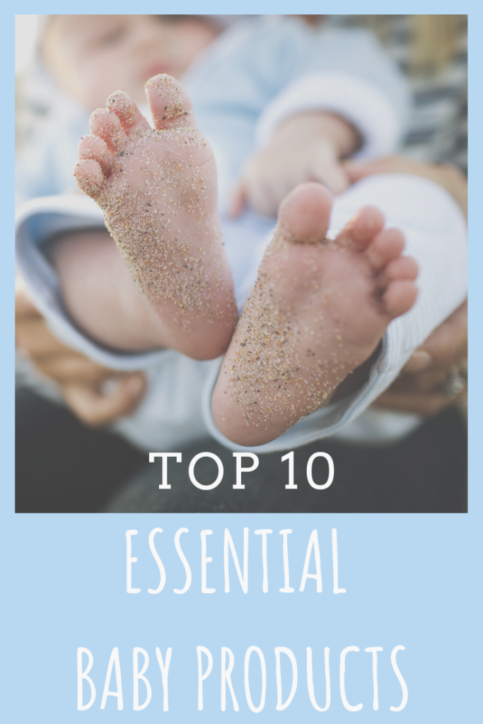 This top 10 essential baby products list is the perfect guide for any parent in your life. These products save time, energy and sanity!