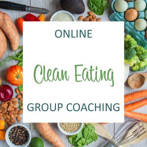 online clean eating group coaching