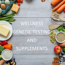 wellness genetic testing and supplements